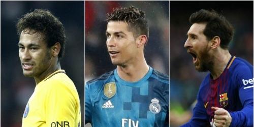 Zahavi: Neymar no puede estar junto con Messi o Cristiano