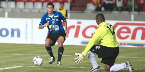 Zamora y Zulia son los primeros lideres del Apertura