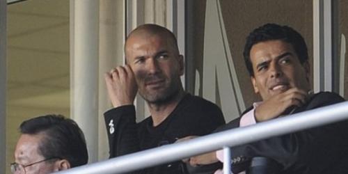 """Zidane: """"Domenech es un seleccionador, no un entrenador"""""""
