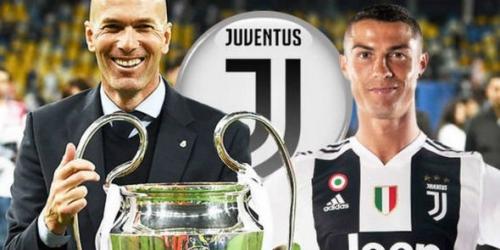 "(VIDEO) Zidane: ""Espero ir pronto a Turín"""