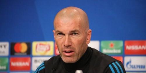 """Zidane: """"Nosotros no nos vamos a cagar en los pantalones"""""""
