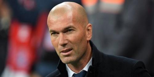 Zidane y su posible salida del Real Madrid