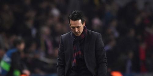 A pesar de la goleada del PSG ante el Metz, Emery fué abucheado