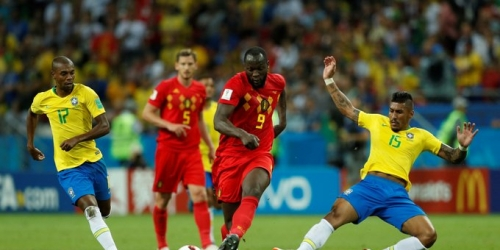 (VIDEO) ¡Adiós Brasil! Con dos goles del primer tiempo Bélgica sentenció el partido