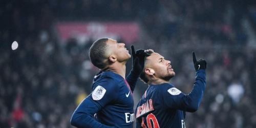 Al Khelaifi le cierra la puerta del Madrid a Nymar y Mbappé
