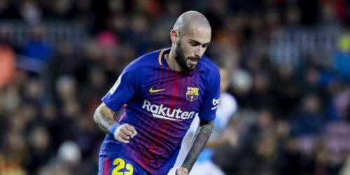 Aleix Vidal y su deseo por el Sevilla