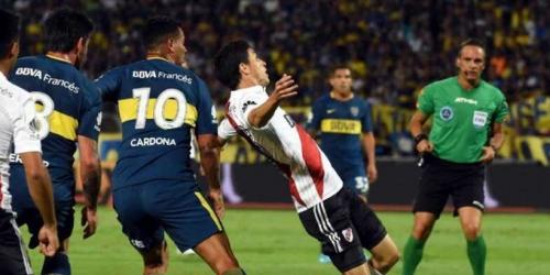 Alerta en la Conmebol por los posibles cruces Boca y River en Libertadores
