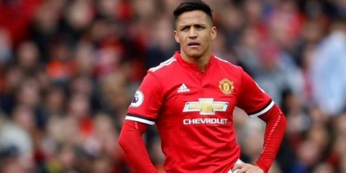 Alexis arrepentido de jugar en el Manchester United