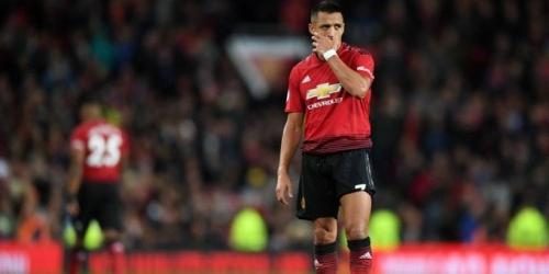 Alexis Sánchez quiere irse los más pronto del United