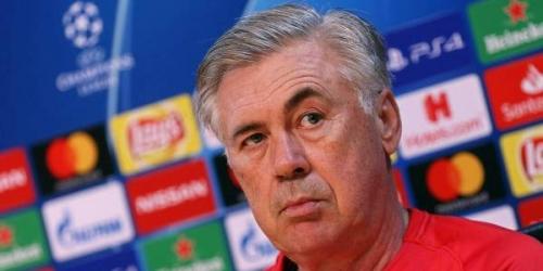 Ancelotti defiende los gestos de burla de Mourinho a la hinchada de la Juventus
