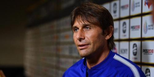 Antonio Conte aclaró que quiere seguir en el Chelsea