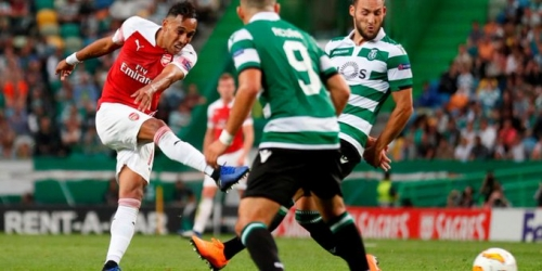 Arsenal empató y dejó escapar 3 puntos en casa en la Europa League