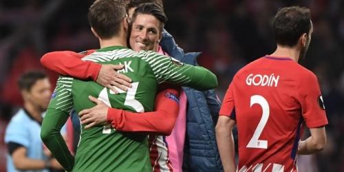 Atlético Madrid no quiere dejar a Oblak y mejoran su contrato