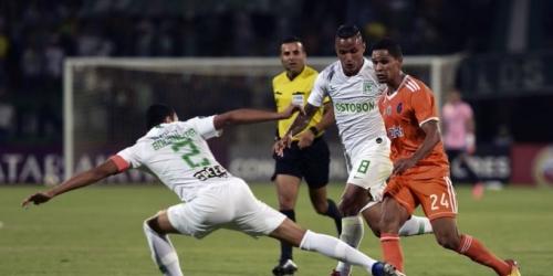 Atlético Nacional empató en la revancha y clasifica a la siguiente etapa de la Copa Libertadores