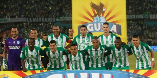 Atlético Nacional se lleva la Copa Colombia