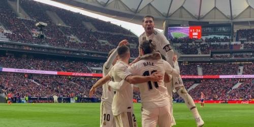Baja importante en el Madrid rumbo a la Champions League