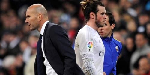Bale saca a la luz su relación con Zinedine Zidane