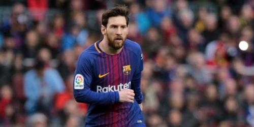 Barça se preocupa por Messi