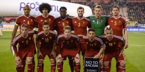 Bélgica se apodera del ranking FIFA y supera a Francia