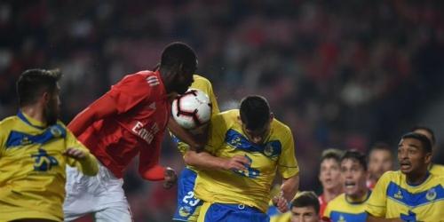 Benfica avanza en la Copa de Portugal