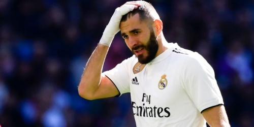 Benzema manifiesta no tener futuro en la selección francesa