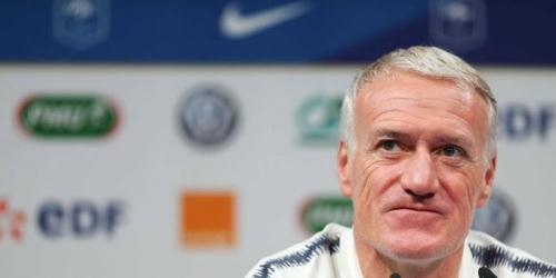 Benzema no jugará para Francia mientras Deschamps sea director técnico