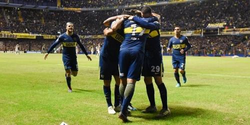 Boca golea y clasifica a octavos de la Libertadores