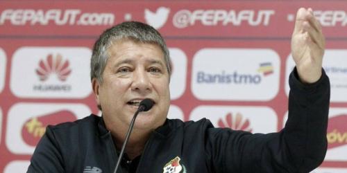 """""""Bolillo"""" Gomez se ofrece para entrenar a la Selección Nacional de Ecuador"""