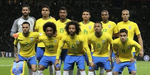 Brasil es la nueva selección favorita para ganar el Mundial 2018