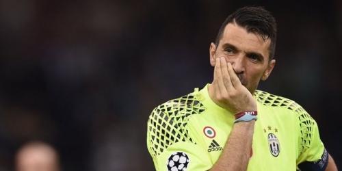 """Buffon: """"La historia dice que el Madrid es el mejor"""""""