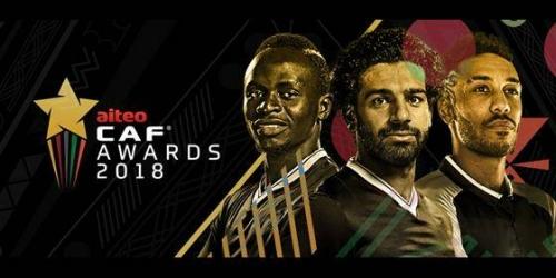 CAF presenta candidatos a mejor jugador africano 2018