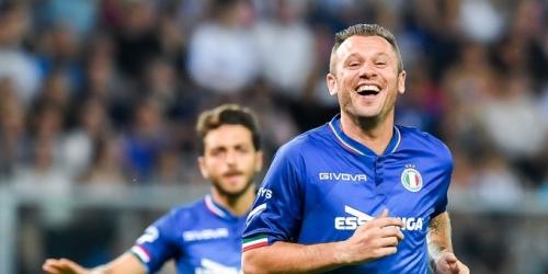 Cassano dice adiós al fútbol