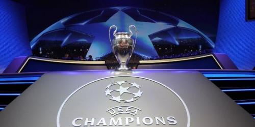 Champions League: listos 12 de los 16 equipos para octavos de final