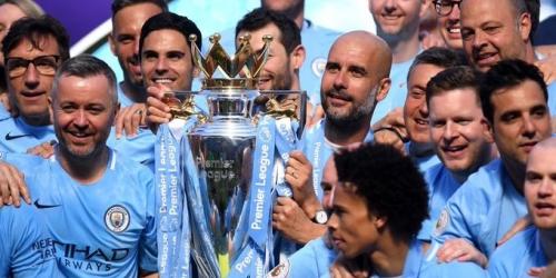 City se convirtió en el máximo artillero de la Premier League