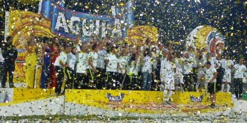 Colombia, Atlético Nacional campeón de la Superliga