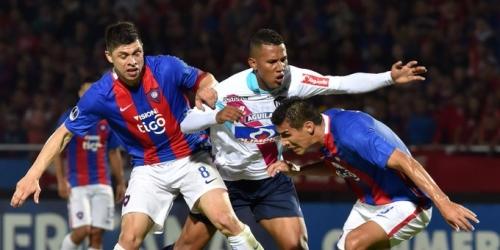 Conmebol Sudamericana, Cerro Porteño no puede con Junior en el Defensores del Chaco