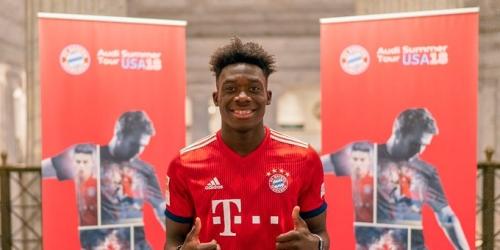 Conoce al canadiense fichado por el Bayern Munich