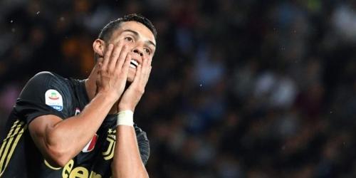 Cristiano quiere anotar en la Serie A antes de su participación en la Champions League