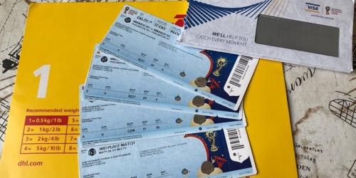 ¿Cuánto cuesta una entrada a un partido del Mundial?