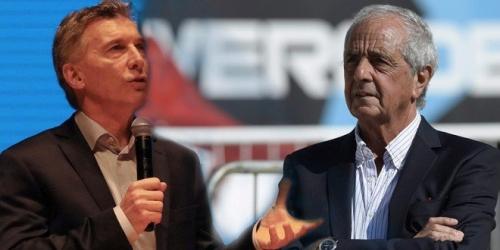 """D' Onofrio: """"Macri va a hacer todo para que la final se juegue en Argentina"""""""