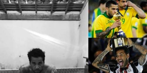 Dani Alves, el jugador con más títulos en la historia