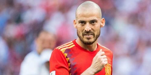 David Silva le dice adiós a la selección española