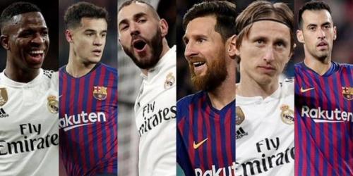 Descanso ¿Ventaja para el Barca y desgracia para el Madrid?
