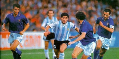 """Diego Maradona, """"Es el mejor plantel en el que estuve"""""""