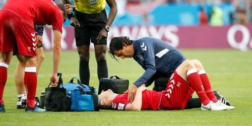 Dinamarca pierde a su primer jugador en el Mundial