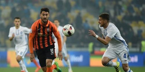 Dinamo Kiev se impone al Shakhtar y gana la Supercopa