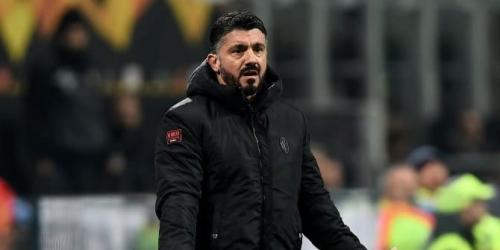 Director técnico de Milán sancionado por insultar a árbitro