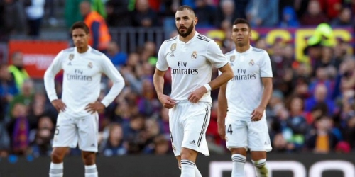 Dos jugadores son baja para el Real Madrid