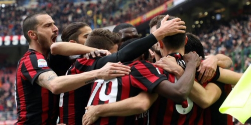 El AC de Milán podrá participar en la Europa League