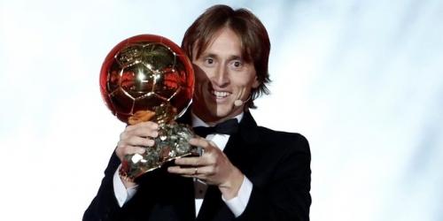 El Balón de Oro le regala una increíble cifra a Modric